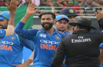 Ravindra Jadeja excluded from India side for Australia series - End of ICC Cricket World Cup 2019 hopes?