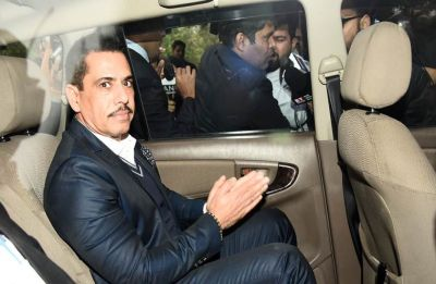 Robert Vadra's interim protection from arrest in money laundering case extended to March 2