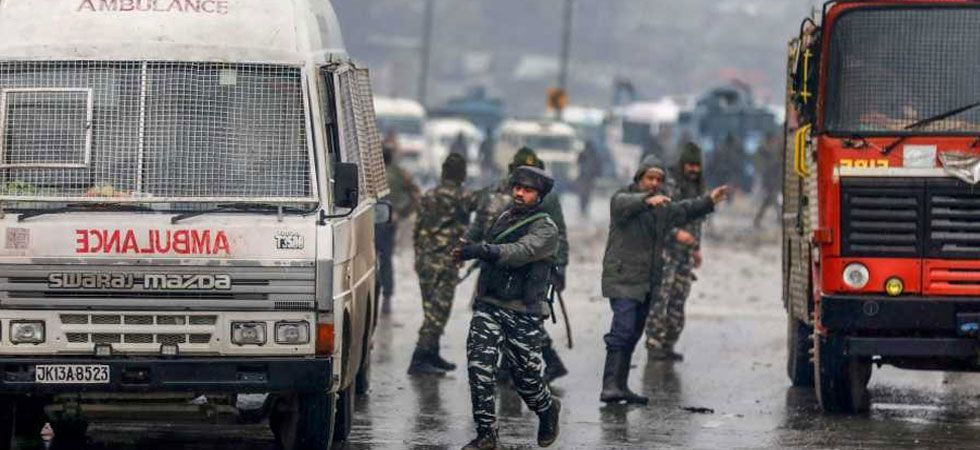 Bolton telephoned Doval Friday morning to express his condolences for the terror attack in Jammu and Kashmir