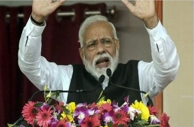 PM Modi lays foundation stone for Patna Metro Rail, dedicates projects worth Rs 33,000 crore