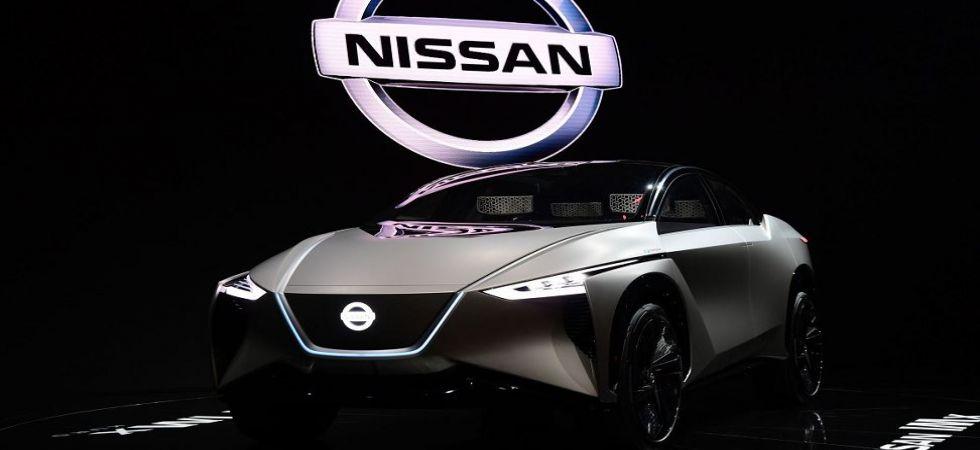 Nissan downgrades full-year forecast, logs nine-month profit fall (File Photo)