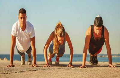 Low push-up capacity may indicate heart disease risk, says study