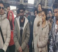 Pulwama Attack: Varun Dhawan and Shraddha Kapoor observe two-minute silence on 'Street Dancer' sets