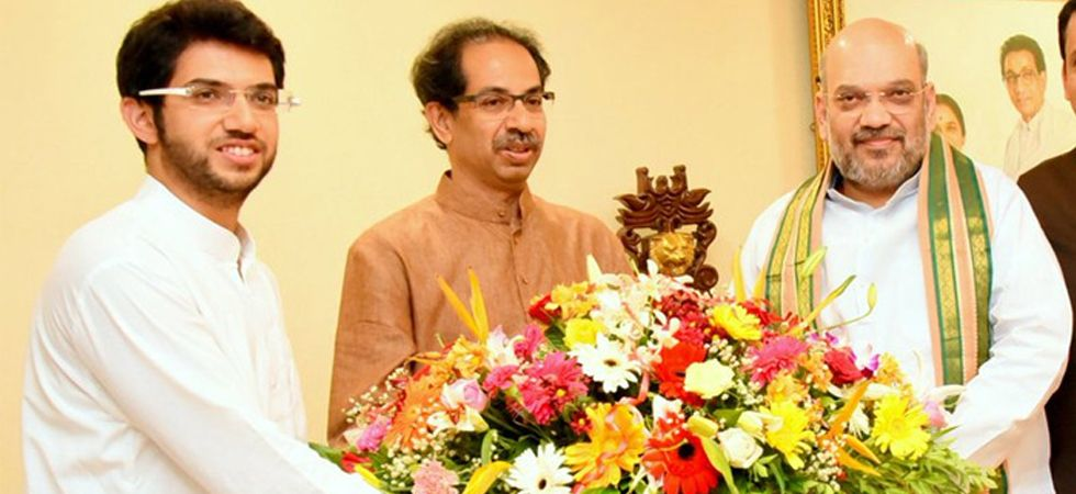 Amit Shah and Uddhav Thackeray to hold joint press conference today