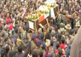 Major Chitresh Singh Bisht 'amar rahe'! India bids tearful adieu to Nowshera martyr