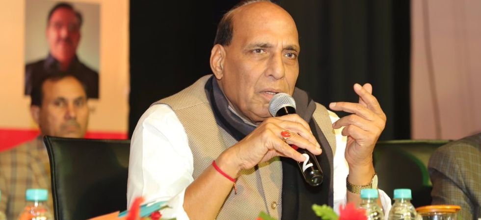 'Good job,' says Rajnath Singh as security forces neutralise Pulwama attack mastermind Kamran