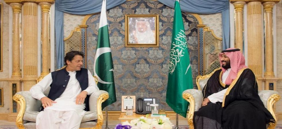 Amid Indo-Pak tensions, Saudi Arabia signs Saudi Arabia signs USD 20 billion agreement with Pakistan (File Photo)