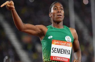 Caster Semenya takes IAAF gender rule to CAS, gets backing from Martina Navratilova