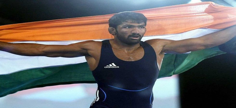 Yogeshwar Dutt has pledged to donate his one-month salary to Bharat ke Veer and has also promised to contribute Rs 5,25,000 to the CRPF. (Image credit: Twitter)