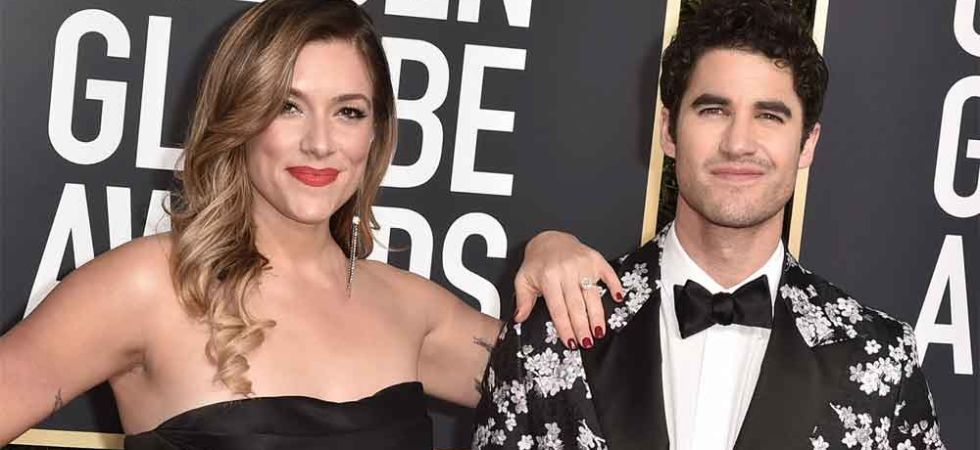 Darren Criss has tied the knot with his long-time girlfriend Mia Swier./ Image: PTI