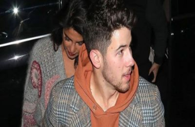 Priyanka Chopra and Nick Jonas step out for a dinner date in Los Angeles, see PICS