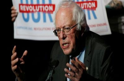 Senator Bernie Sanders announces 2020 US presidential bid
