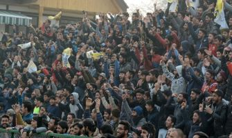 Real Kashmir FC: India's 'rainbow football club' fight the odds after Pulwama terror attack