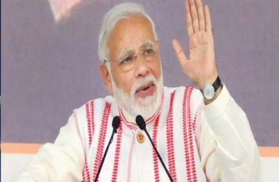 PM Narendra slams opposition leaders for targeting Vande Bharat Express