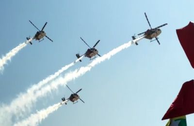 Aero India LIVE: Stunning flypast marks beginning of biggest air show in Asia