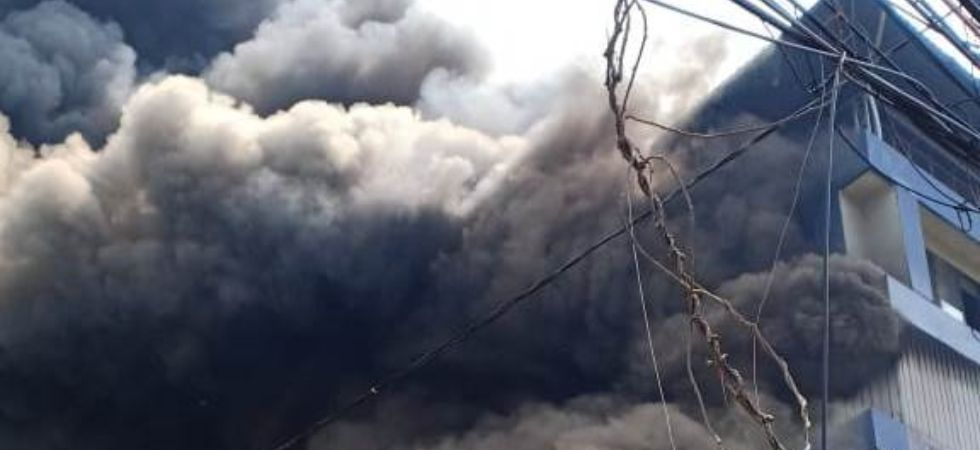 Fire breaks out at warehouse in Kerala's Ernakulam, fire tenders rushed to spot