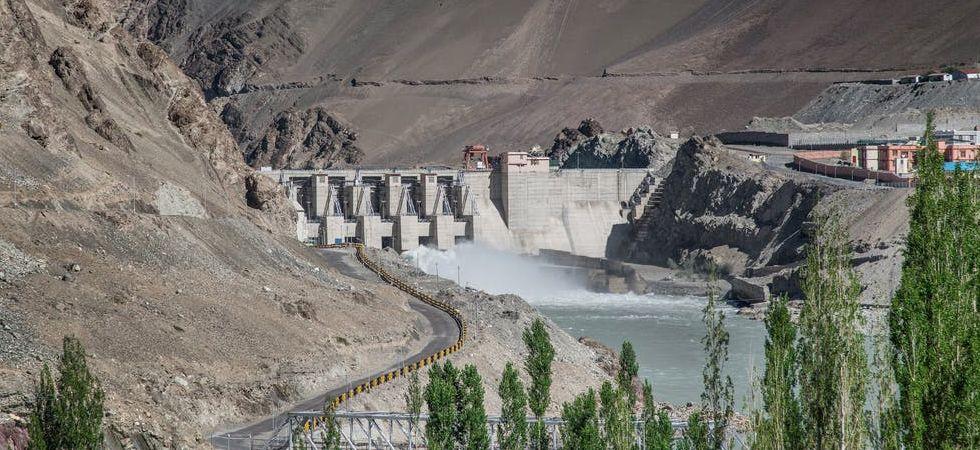 Nitin Gadkari said that the construction of dam has started at Shahpur-Kandi on Ravi river. (Representational Image)