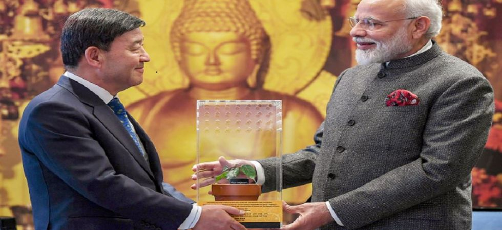 PM Modi to be conferred with Seoul Peace Prize in South Korea tomorrow (Photo Source: PTI)