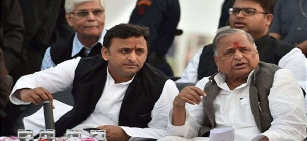 Mulayam Singh slams son Akhilesh Yadav over SP, BSP seat-sharing pact in UP (File Photo)