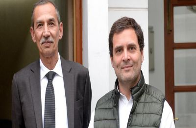 Surgical strikes hero Lt Gen Hooda to head Congress panel on national security vision