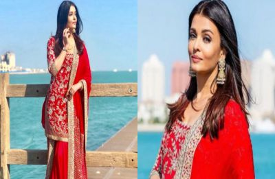 Aishwarya Rai Bachchan looks every bit royal in her latest Instagram pictures