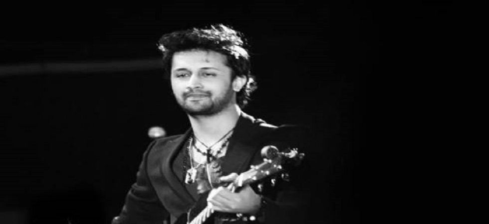 Atif Aslam's song from 'Notebook' to be re-recorded by another singer (file photo)