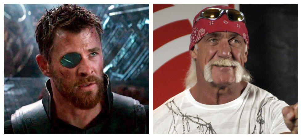 Chris Hemsworth to play wrestler Hulk Hogan (Photo: Twitter)