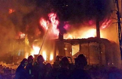 Dhaka fire: 69 killed in blaze at chemical warehouses