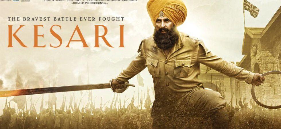 The much-awaited trailer of Akshay Kumar starrer Kesari is out./ Image: Twitter