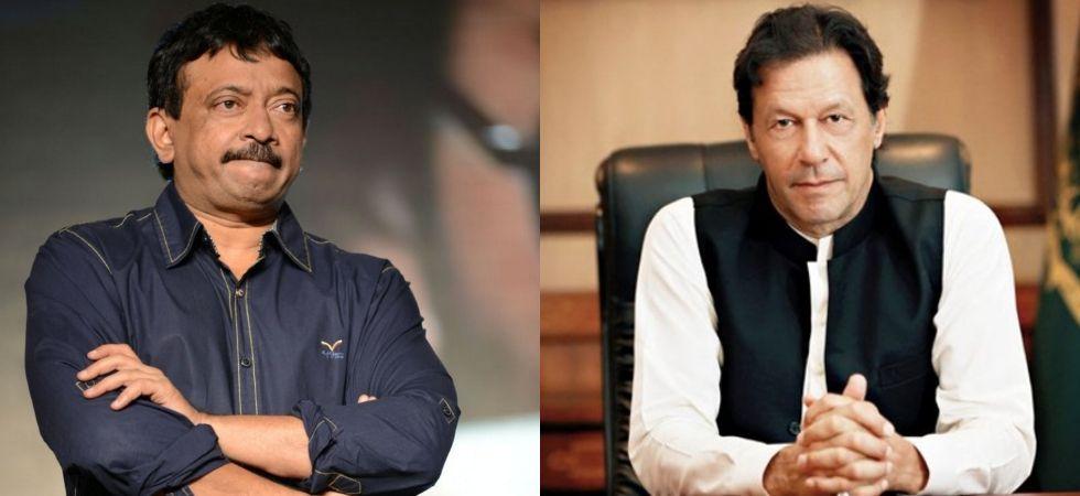 Ram Gopal Varma takes sarcastic jibe at Pakistan PM Imran Khan. (File Photo)