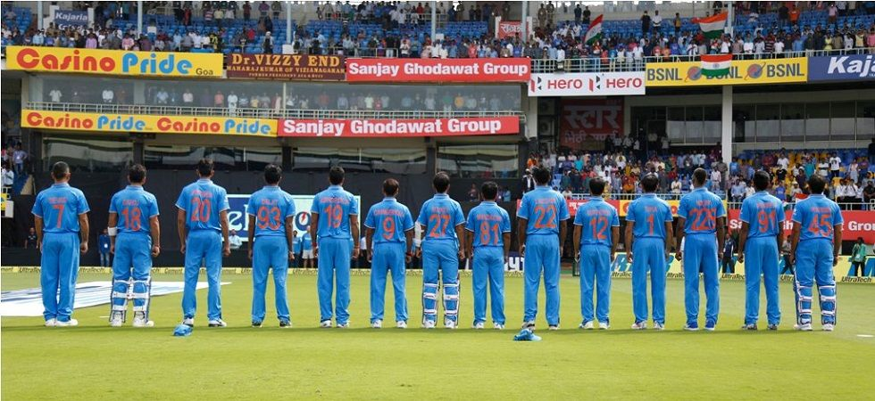 As per schedule, India will play against Pakistan on June 16 at Old Trafford, Manchester. (Image Credit: Twitter)