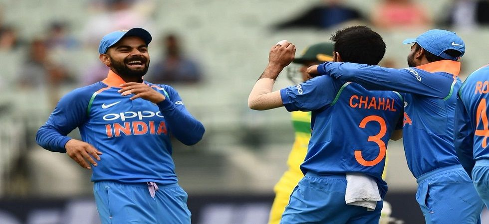 This will also be India's last assignment before the World Cup (Image Credit: Twitter)