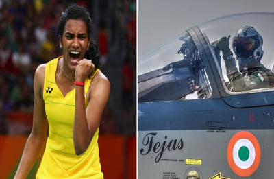 PV Sindhu, badminton star, may become first woman to fly Tejas at Aero India