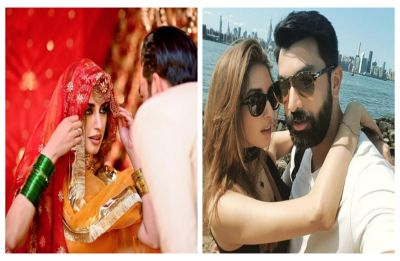 Iman Ali ties the knot in star-studded ceremony, here're the deets