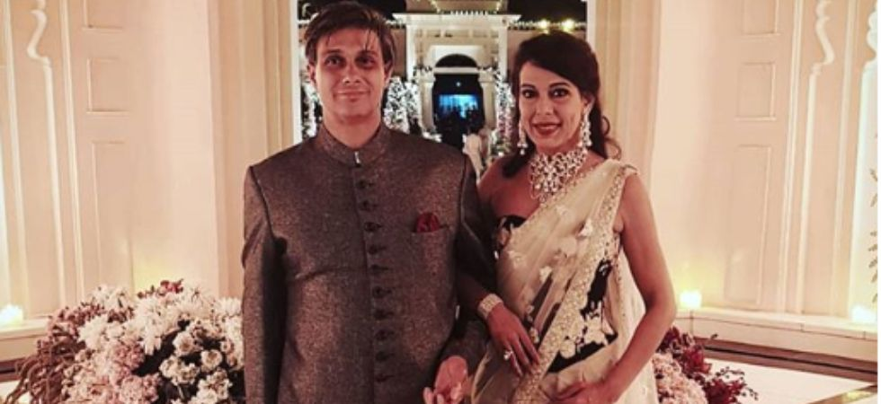 Pooja Bedi got engaged to her beau hundreds of feet high up in the sky (Photo: Instagram)