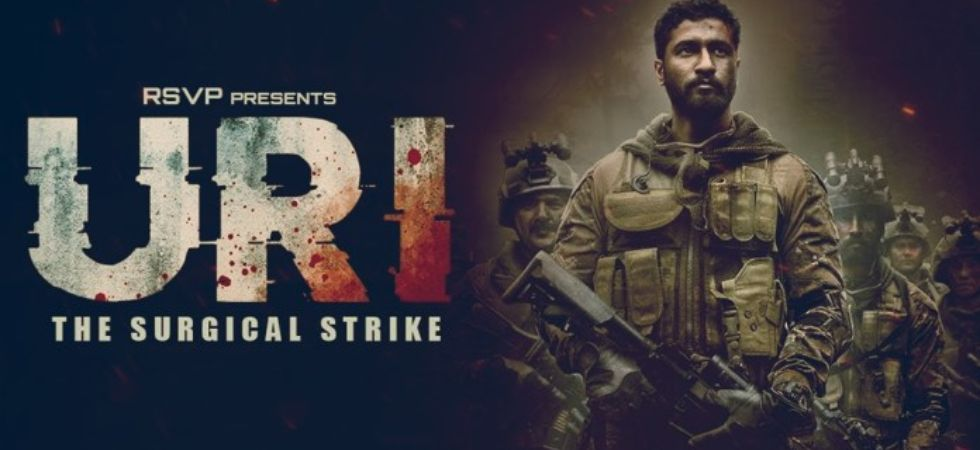 Uri: The Surgical Strike, starring Vicky Kaushal, is on a record-breaking spree.