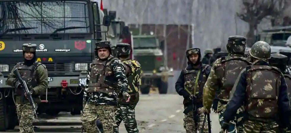 A company of paramilitary force comprises approximately 95-120 around 100 personnel, depending upon the type of force, size of company and location of deployment. (File Photo)