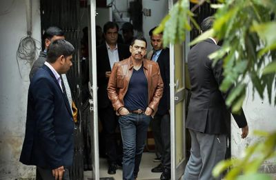Robert Vadra moves Delhi court seeking copy of case documents from Enforcement Directorate