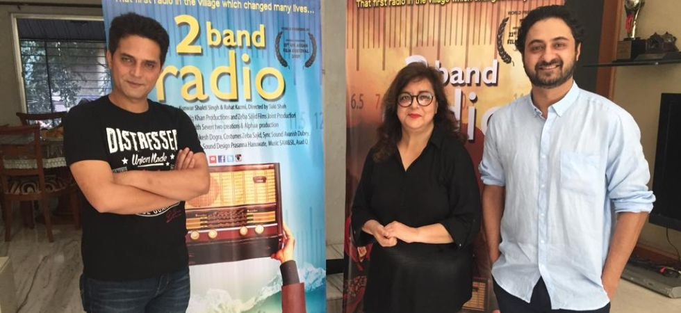 2 Band Radio all set to make noise with a World Premiere at UK Asian Film Festival.