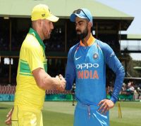 India vs Australia, 1st T20I HIGHLIGHTS: Australia beat India by 3 wickets to take 1-0 lead in two-match T20I series