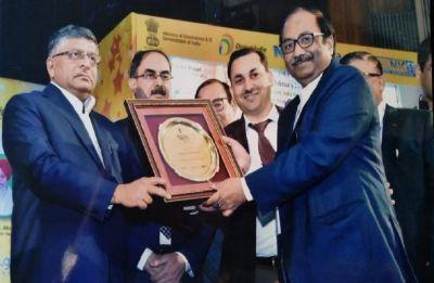 CBSE receives Digital India Award 2019 under Exemplary Online Service category