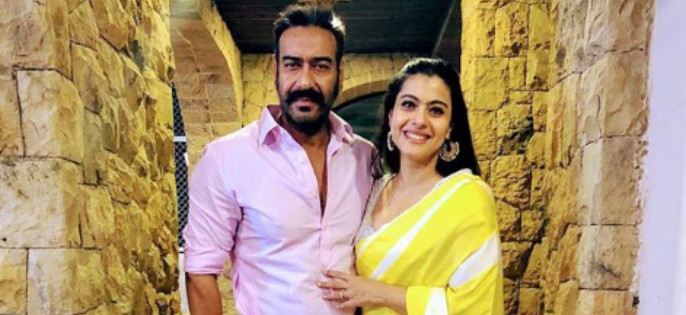 Ajay Devgn and Kajol celebrate their 20th wedding anniversary./ Image: Instagram