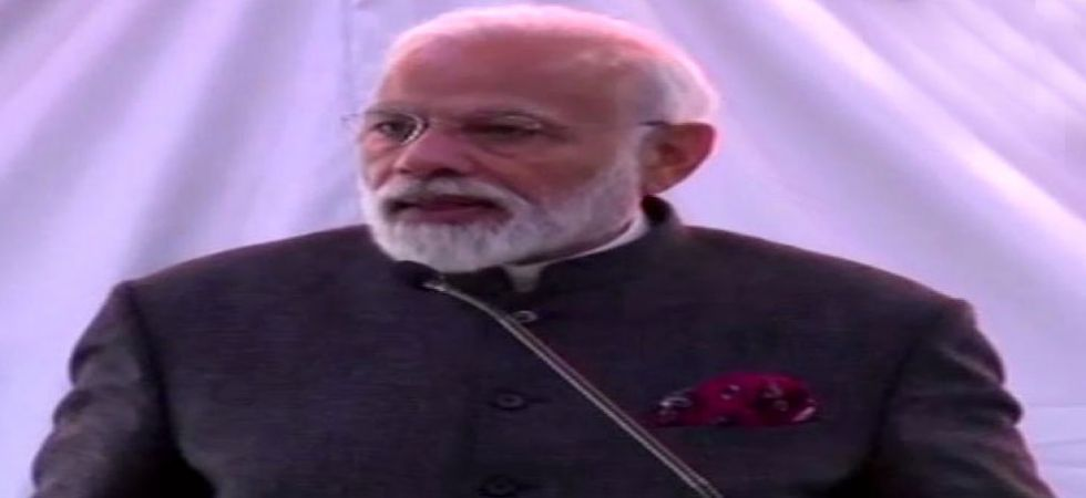 In a tweet earlier in the month, Modi had urged people to share their ideas and suggestions on the Narendra Modi App and MyGov Open Forum. (File photo)