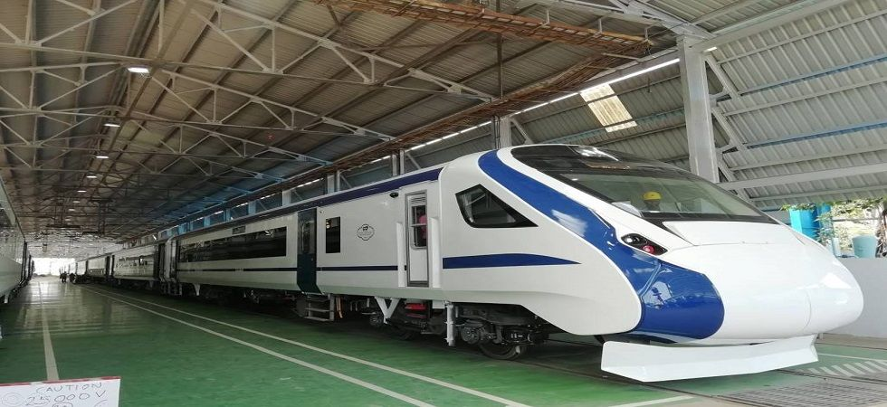 The statement said the technical staff on board the train assessed the damages and after careful careful examination, the train was found fit to run. (File photo)