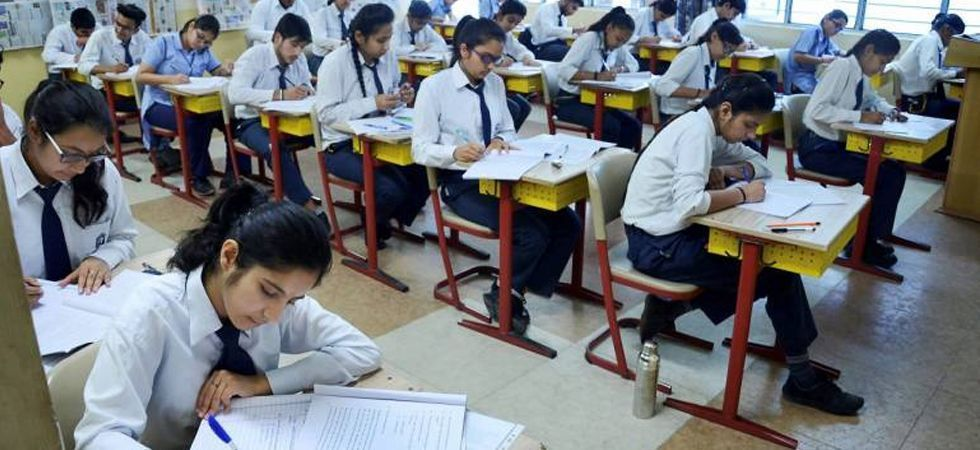 Officials had seized solved examination papers, a pistol, mobile and exam guides from the centre. (File photo)