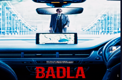 Ahead of the release, Shah Rukh Khan drops an intriguing poster of Badla