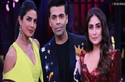 Alia Bhatt and Nick Jonas will make an amazing onscreen couple says wife Priyanka Chopra in Koffee With Karan