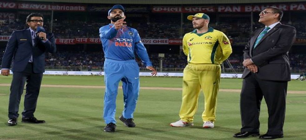 India might not be at their full strength but will also know that Australia, too, is not at theirs. (Image Credit: Twitter)