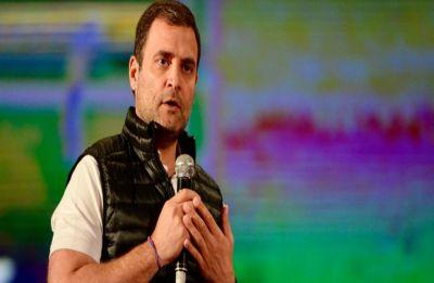 'I salute pilots of IAF,' tweets Rahul Gandhi as Mirage 2000 pounds Jaish's PoK camps