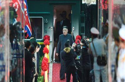 Why did North Korean leader Kim Jong-un take 60-hour train ride to Vietnam?
